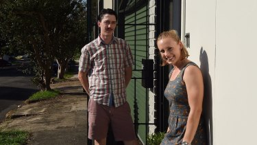 "Tim and Meg McCloud say the desire to own property in Sydney ""is not very alluring""."