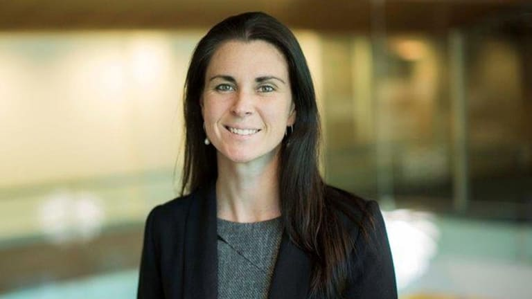 Sarah Meier, industrial relations lawyer and President of the Australian Labour and Employment Relations Association, ACT.