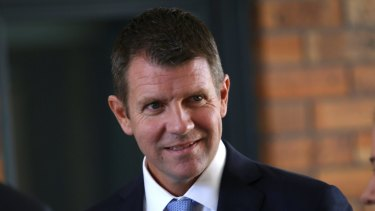 Plans in motion for MTR development: Premier Mike Baird.
