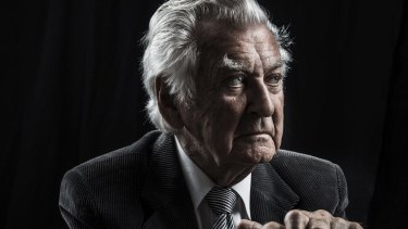"Bob Hawke: ""I don't want to blow my own trumpet, the facts speak for themselves."""