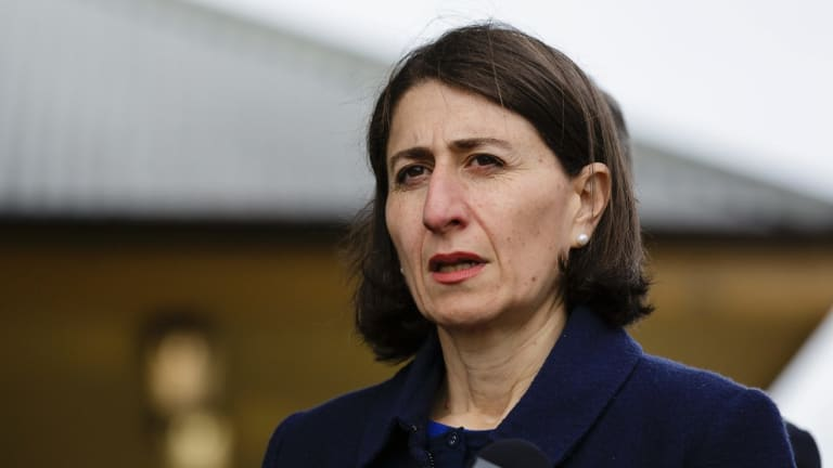 Gladys Berejiklian said the government had taken legal advice that showed it had no option but to buy back the licence.