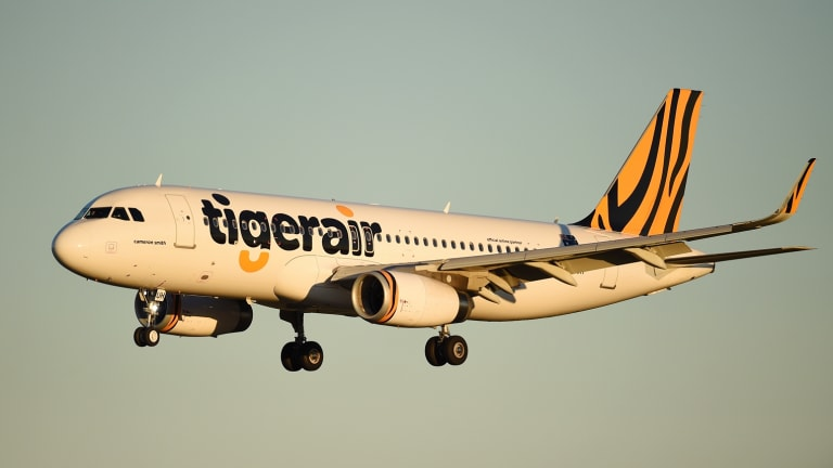 Tigerair, which begins flights between Canberra and Brisbane on Thursday.