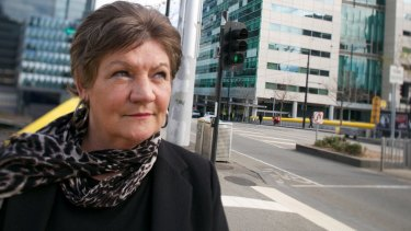Whistleblower: Alison Moore.
