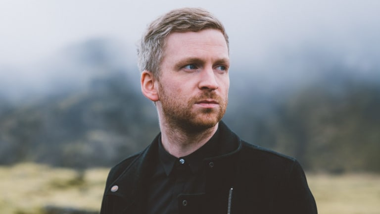 Olafur Arnalds channels the sound of Iceland.