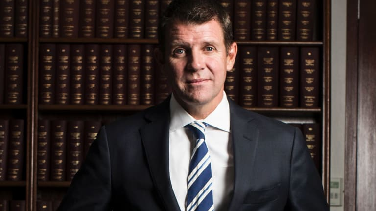 Mike Baird was often described as a conviction politician, but he was either lacking in conviction on women's safety, or the description was a misnomer.