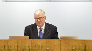 Justice Peter McClellan a focus on redress and regulatory changes was needed