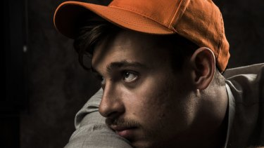 Taylor Swift can wait - Harley Streten, better known as electronic producer Flume, has big plans.