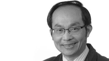 Professor Feng Chongyi of University of Technology, Sydney.
