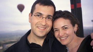 Sheryl Sandberg said she will never feel joy again, following the death of her husband.