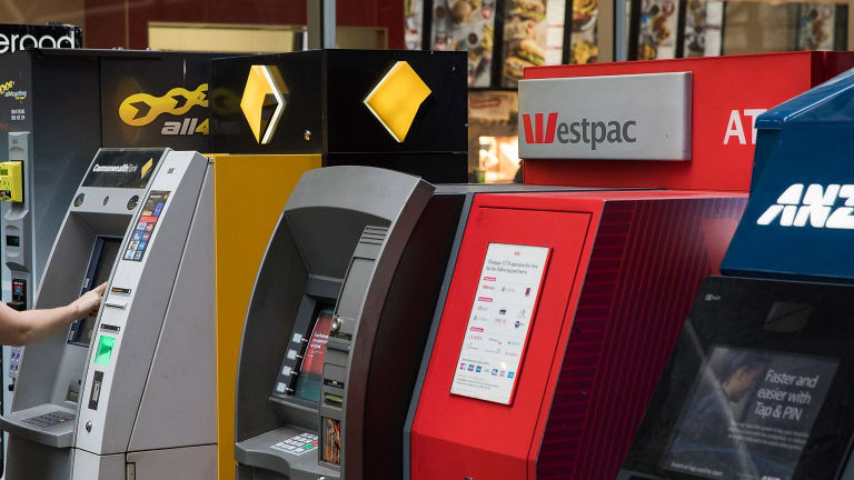 ATMs could be a thing of the past in shopping centres as we move to a cashless society.