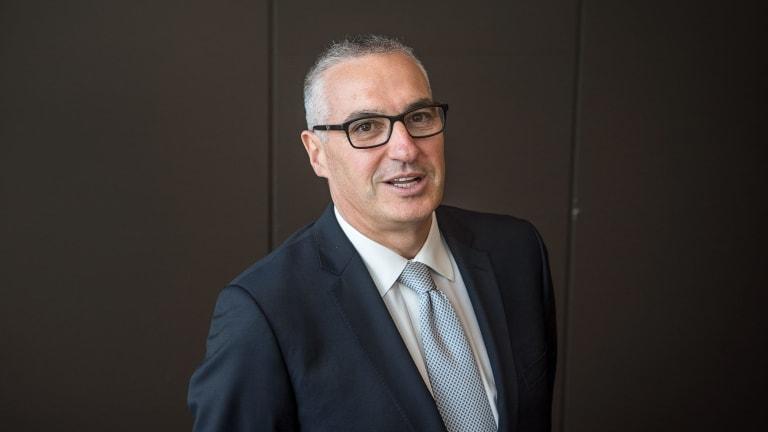 Murray Goulburn chief executive Ari Mervis.
