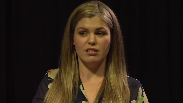 Belle Gibson in 2014: 'What she was doing is not what wellness is. Wellness is growth,' says John W. Travis.