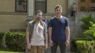 Special Correspondents, Ricky Gervais and Eric Bana.