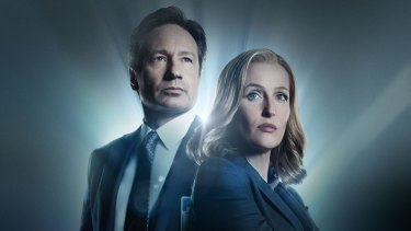 Fox Mulder (David Duchovny) and Dana Scully (Gillian Anderson) are back for a six-episode limited series of <i>The X-Files</i>.