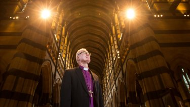 """""""Christians have not always shown the respect or perspective they should"""": Archbishop Freier."""