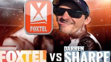Mr Sharpe has been enjoying internet memes created in his honour