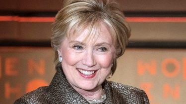 New book: Hillary Clinton says she won't be running for president again.