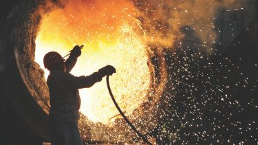 Analysts say China's demand for iron ore is unlikely to pick up for a long time.