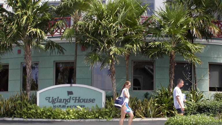 Ugland House in the Cayman Islands.