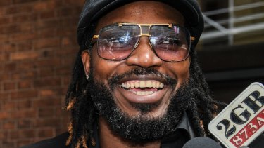 Chris Gayle won his defamation case against Fairfax Media.