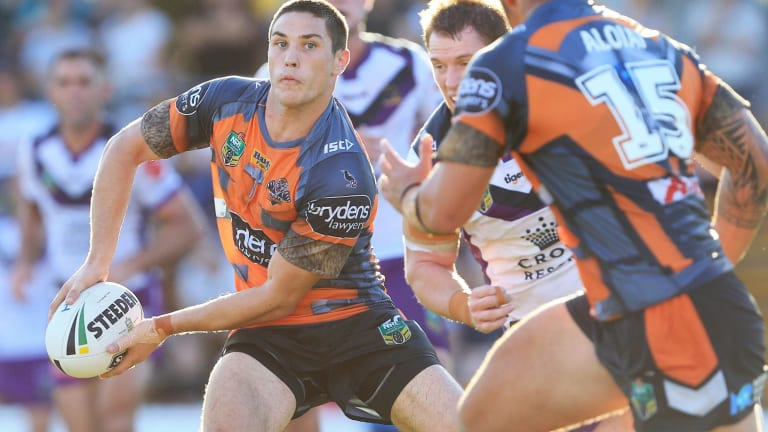 Compo claim: Justin Pascoe believes clubs that nurture junior talent, such as Mitch Moses, should be compensated.