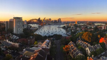 Exodus: Sydney has lost population to every region of the nation, census figures reveal.