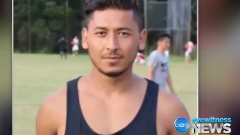 The body of a man has been recovered from the sea near Portsea front beach days after Khalil Nabizadah, 23, went missing.