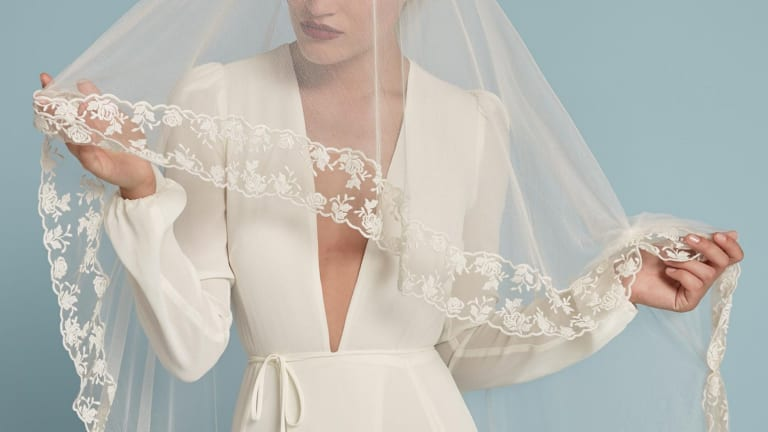Happy days: Reformation has a weddings department!