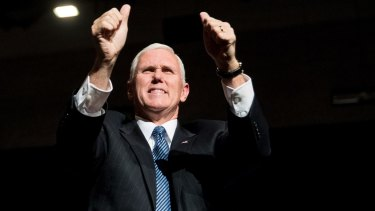 It remains to be seen what Mike Pence's role will be.