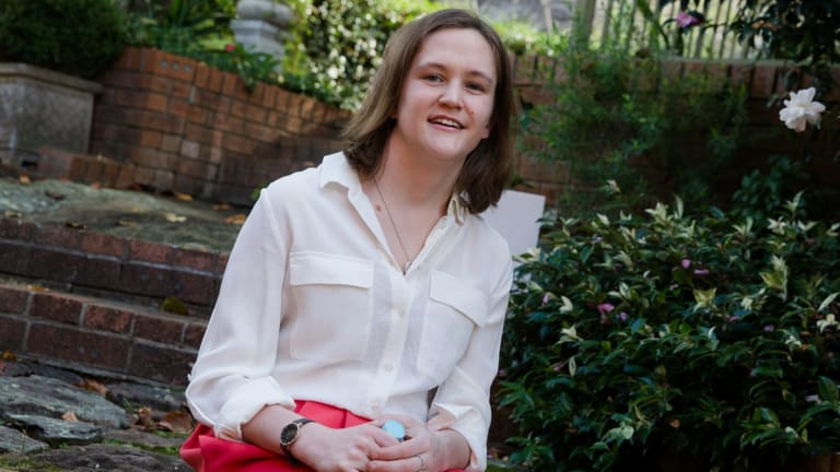 Zoe Brissett believes employers are reluctant to hire people with a disability.