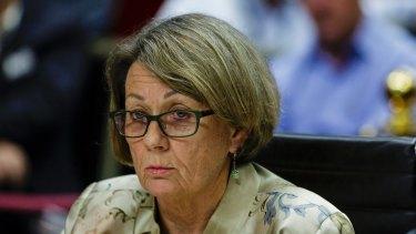 ICAC Commissioner Megan Latham resigned on Wednesday.