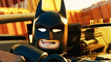 """The Lego Batman Movie"" couldn't replicate the success of the first Lego movie."
