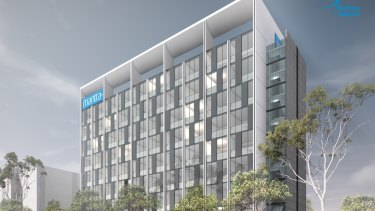 The new hotel at Sydney Airport to be managed by Mantra Group.