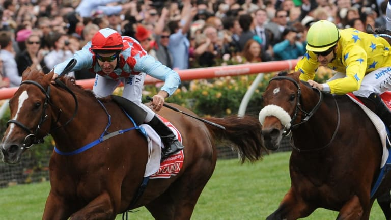 Tabcorp and Tatts Group own most of Australia's traditional TAB agencies.