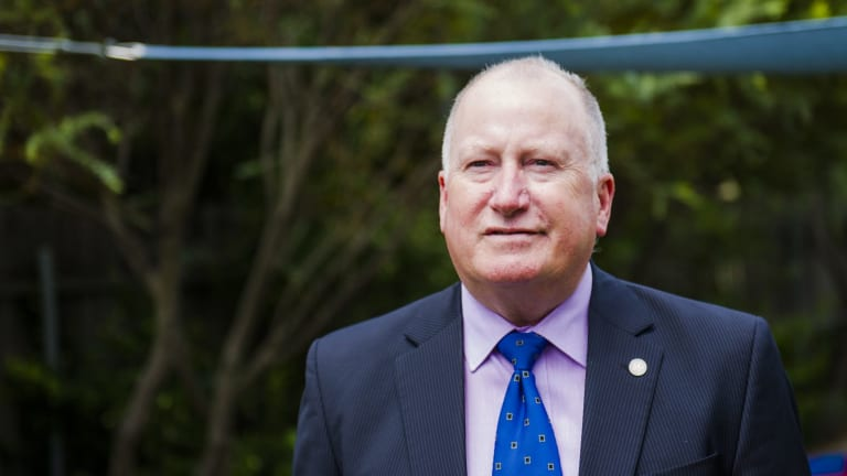 Planning Minister Mick Gentleman approved a Territory Plan variation to allow the development.
