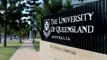 A former University of Queensland researcher has been found guilty of using a false research paper on Parkinson's disease to apply for funding.