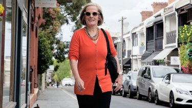 Lucy Turnbull is championing a project underway with Arup that examines how to build a female-friendly city.