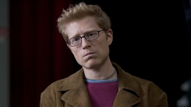 Anthony Rapp in a scene from the 2006 film Rent.