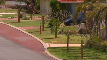 The City of Joondalup  has planted 1700 trees along its verges.