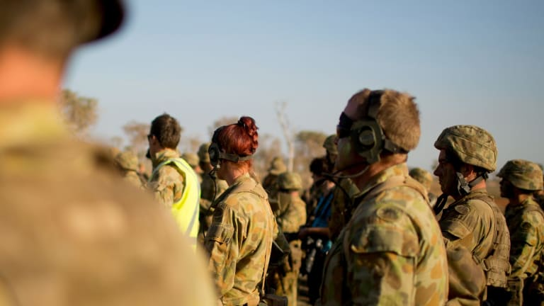 Canberra veterans will have to visit Centrelink to access support services.