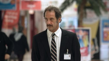 Vincent Lindon in the <i>Measure of a Man</i>.