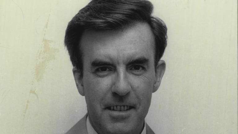 Alan Gill, the former Sydney Morning Herald religious affairs journalist.