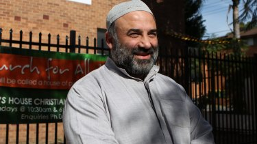 The Islamic Friendship Association of Australia spokesman Keysar Trad: 'The challenges we all face require us to respond as one united country. We should not fragment at the first sign of evil.'