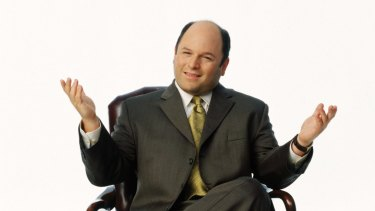 "<i>Seinfeld</i> character George Costanza: ""If he can re-gift, why can't you de-gift?"""