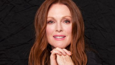 Julianne Moore says she thinks a lot about ''how aware girls are of their own image now''.