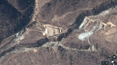 Punggye-ri in Kilju County, North Hamgyong province site is North Korea's only known nuclear test site .