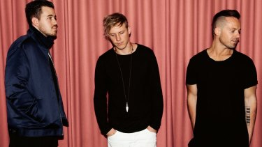 Smooth electro-pop from Rufus has boosted their appeal.