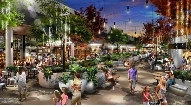 Stockland will undertake a $377 million redevelopment and expansion of its Green Hills Shopping Centre at East Maitland in the Lower Hunter Valley.