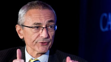 Clinton campaign chief John Podesta had thousands of his emails hacked.