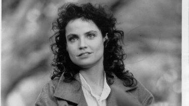 Thornton as Jessica Harrison in Snowy II in 1988.